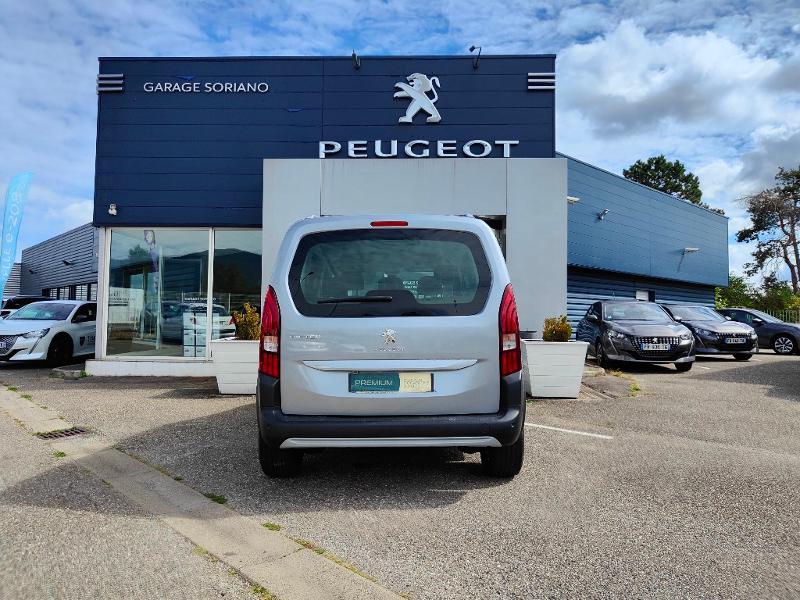 Photo 13 de l'offre de PEUGEOT Rifter BlueHDi 130ch S&S Standard Allure EAT8 à 23990€ chez Groupe Soriano