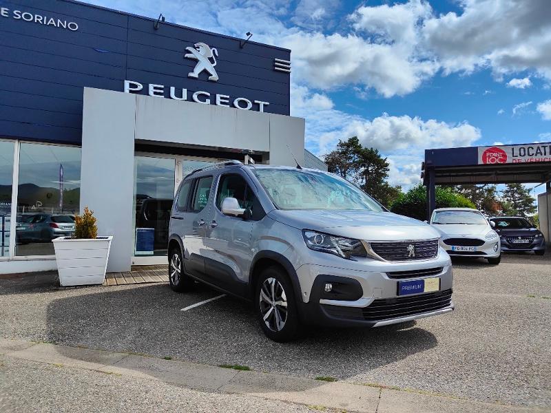 Photo 3 de l'offre de PEUGEOT Rifter BlueHDi 130ch S&S Standard Allure EAT8 à 23990€ chez Groupe Soriano