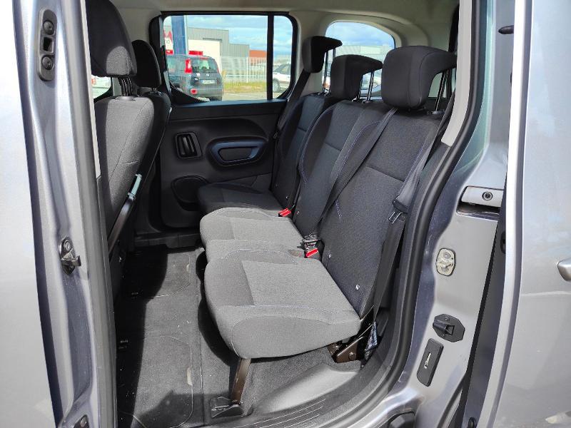 Photo 5 de l'offre de PEUGEOT Rifter BlueHDi 130ch S&S Standard Allure EAT8 à 23990€ chez Groupe Soriano