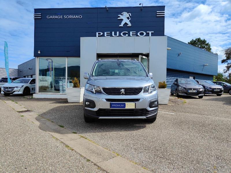 Photo 2 de l'offre de PEUGEOT Rifter BlueHDi 130ch S&S Standard Allure EAT8 à 23990€ chez Groupe Soriano