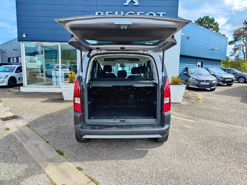 Photo 15 de l'offre de PEUGEOT Rifter BlueHDi 130ch S&S Standard Allure EAT8 à 23990€ chez Groupe Soriano