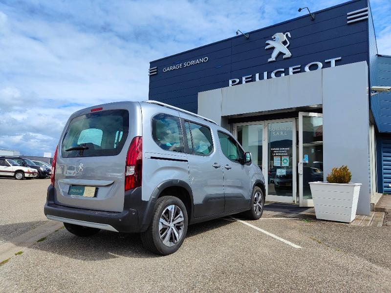 Photo 12 de l'offre de PEUGEOT Rifter BlueHDi 130ch S&S Standard Allure EAT8 à 23990€ chez Groupe Soriano