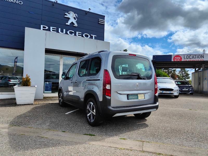 Photo 14 de l'offre de PEUGEOT Rifter BlueHDi 130ch S&S Standard Allure EAT8 à 23990€ chez Groupe Soriano