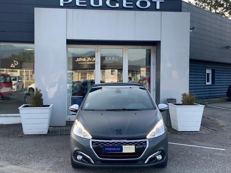 Photo 2 de l'offre de PEUGEOT 208 THP 208 GTi gps camera toit pano garantie 1 an à 17890€ chez Groupe Soriano