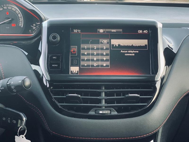 Photo 12 de l'offre de PEUGEOT 208 THP 208 GTi gps camera toit pano garantie 1 an à 17890€ chez Groupe Soriano