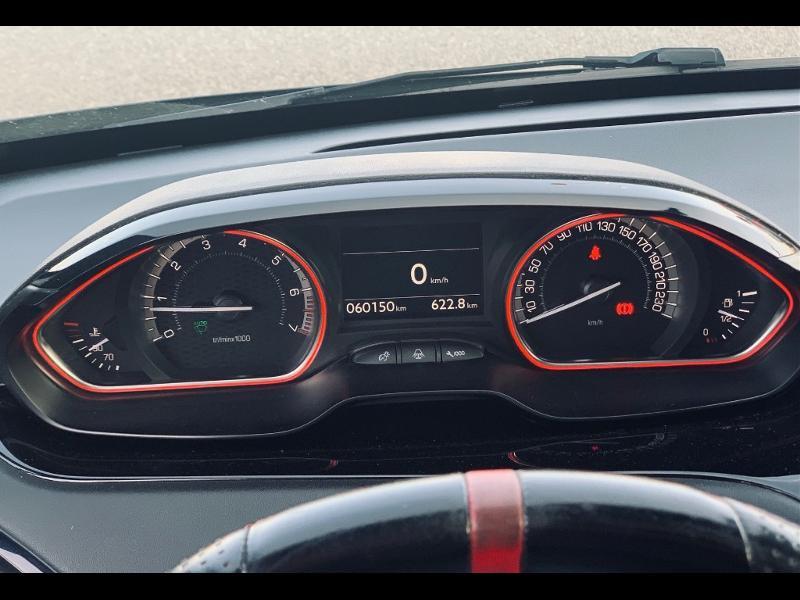 Photo 15 de l'offre de PEUGEOT 208 THP 208 GTi gps camera toit pano garantie 1 an à 17890€ chez Groupe Soriano