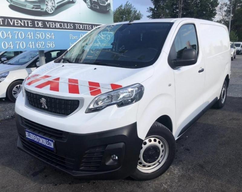 Peugeot EXPERT FG STANDARD 2.0 BLUEHDI 120CH PREMIUM S&S Diesel BLANC Occasion à vendre