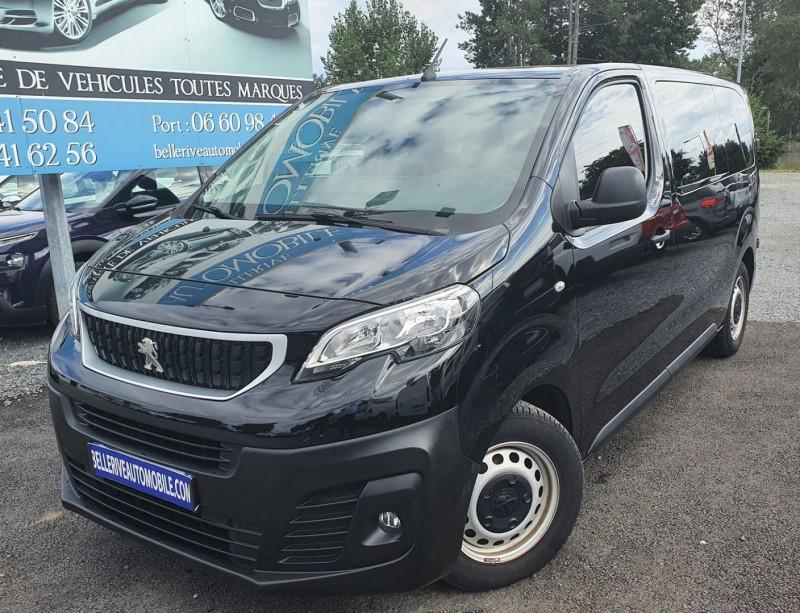 Peugeot EXPERT 2.0 BLUEHDI 150CH S&S STANDARD Diesel NOIR Occasion à vendre