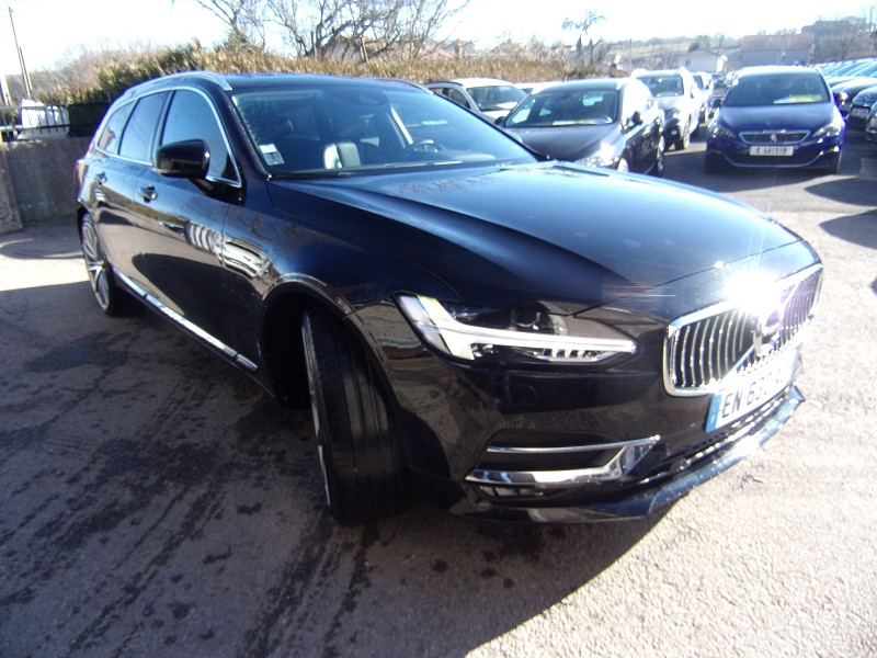 Photo 2 de l'offre de VOLVO V90 D4 190CH INSCRIPTION GEARTRONIC à 34500€ chez Bougel transactions