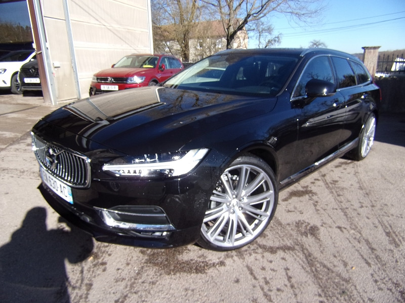 Photo 1 de l'offre de VOLVO V90 D4 190CH INSCRIPTION GEARTRONIC à 34500€ chez Bougel transactions