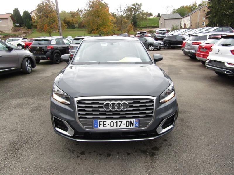 Audi Q2 30 TFSI 116 CV ESSENCE SPORT GPS AUDIO MP3 USB JA 17 RADAR BLUETOOTH RÉGULATEUR Essence GRIS NANO MÉTAL Occasion à vendre