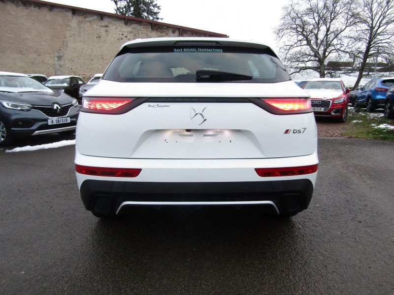 Photo 5 de l'offre de DS DS 7 CROSSBACK BLUEHDI PERFORMANCE LINE 130 CV TURBO DIESEL  6 VITESSES CAMÉRA GPS  FULL LEDS à 32900€ chez Bougel transactions