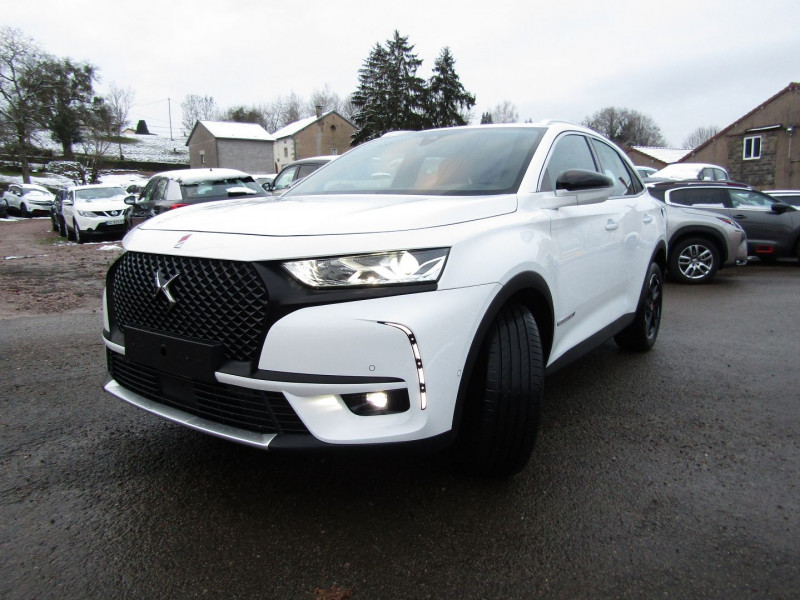 Photo 2 de l'offre de DS DS 7 CROSSBACK BLUEHDI PERFORMANCE LINE 130 CV TURBO DIESEL  6 VITESSES CAMÉRA GPS  FULL LEDS à 32900€ chez Bougel transactions