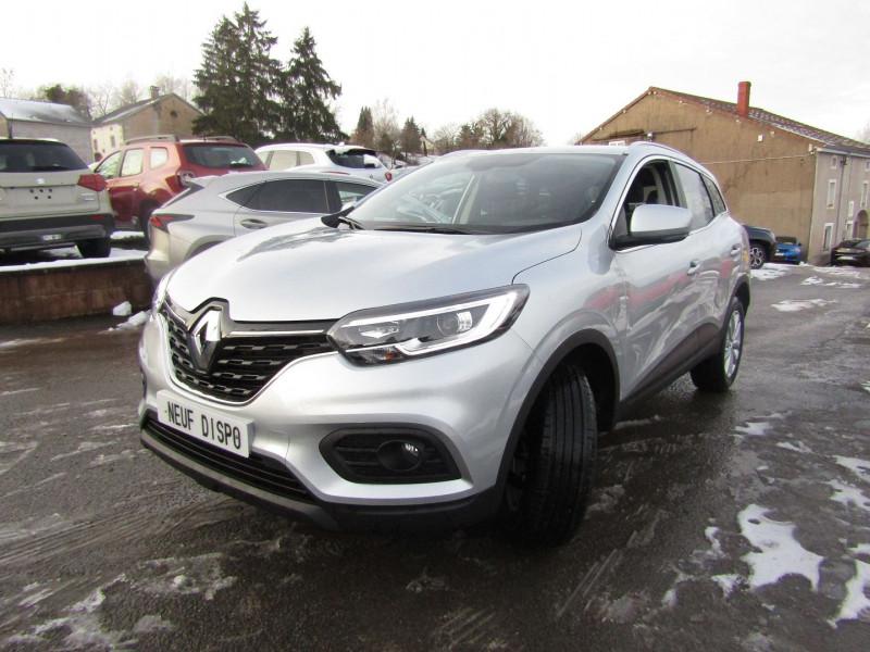 Renault KADJAR II 1L5 BLUEDCI 115 ZEN GPS USB BLUETOOTH RÉGULATEUR RADARS LEDS TURBO DIESEL  6V Diesel GRIS HIGHLAND Occasion à vendre