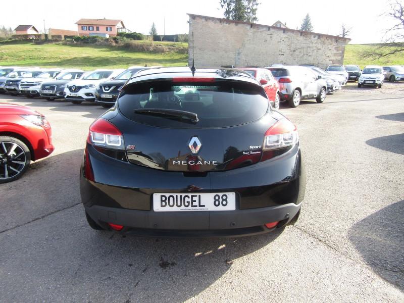 Photo 5 de l'offre de RENAULT MEGANE III COUPE ENERGY BOSE 1L6 DCI 130 CV GPS CAMÉRA R-LINK JA 17 MP3 USB BLUETOOTH RÉGULATEUR à 10500€ chez Bougel transactions