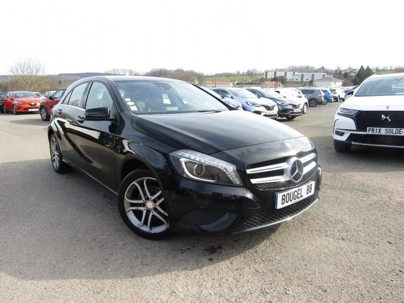 Mercedes-Benz CLASSE A III 200 CDI SENSATION 136 CV GPS CAMÉRA AUDIO MP3 USB RE BLUETOOTH RÉGULATEUR JA 17 Diesel NOIR INTENS Occasion à vendre