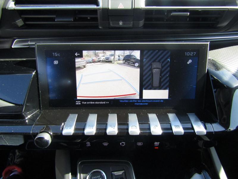 Photo 12 de l'offre de PEUGEOT 508 III SW BLUE HDI 130 CV ALLURE GPS CAMÉRA FULL LED TOIT PANO VISIO NUIT BOITE AUTO EAT-8 à 31900€ chez Bougel transactions