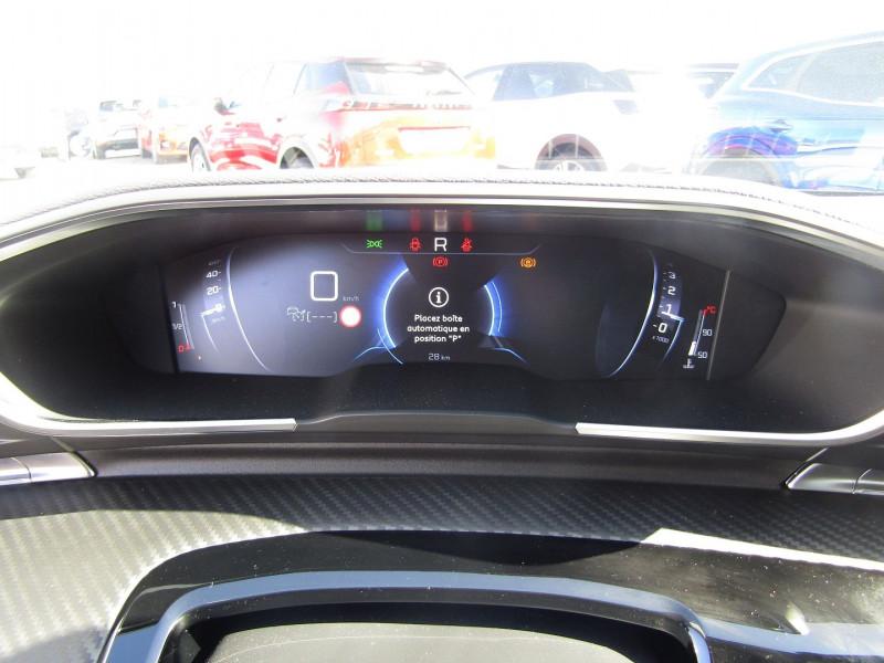 Photo 13 de l'offre de PEUGEOT 508 III SW BLUE HDI 130 CV ALLURE GPS CAMÉRA FULL LED TOIT PANO VISIO NUIT BOITE AUTO EAT-8 à 31900€ chez Bougel transactions