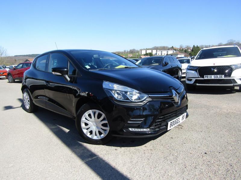 Renault CLIO 4 LIFE EVO CLIM GPS 1L2 16V 75 CV AUDIO MP3 USB BLUETOOTH RÉGULATEUR ROUE SECOURS Essence NOIR ÉTOILE Occasion à vendre