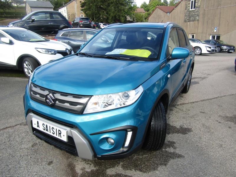 Suzuki VITARA III 1L6 WT 120 CV ABS GPS TACTILE USB CAMÉRA RÉGULATEUR BLUETOOTH JANTES 17 Essence BLEU JET  Occasion à vendre
