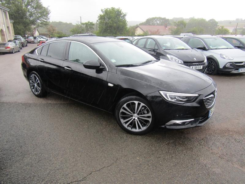 Opel INSIGNIA GRAND SPORT CDTI 136 CV ELITE GPS CAMÉRA FULL LED JA 18 USB PK HIVER RÉGULATEUR BOITE AUTO- Diesel NOIR PROFOND Occasion à vendre