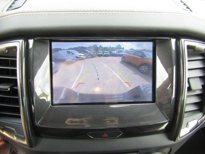 Photo 13 de l'offre de FORD RANGER III SUPER CAB WILDTRACK 2L TDCI 213 CV BI-TURBO 4X4 GPS CAMÉRA ATTELAGE COUVRE BENNE à 39500€ chez Bougel transactions