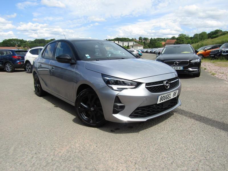 Opel CORSA 4 GS-LINE 130 CV PURETECH GPS FULL LED MP3 JA 17 USB RÉGULATEUR BOITE AUTO EAT-8 Essence GRIS ARTENSE Occasion à vendre