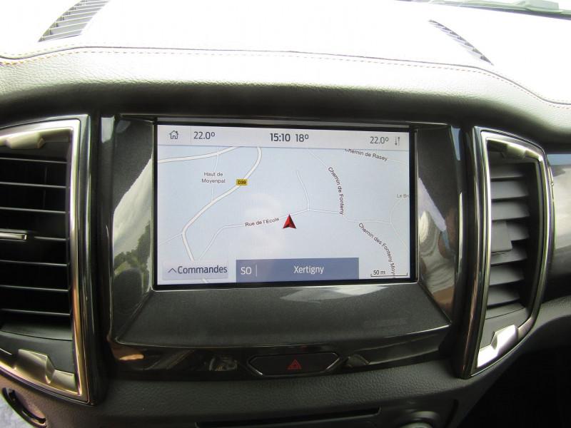 Photo 12 de l'offre de FORD RANGER III SUPER CAB WILDTRACK 2L TDCI 213 CV BI-TURBO 4X4 GPS CAMÉRA ATTELAGE COUVRE BENNE à 39800€ chez Bougel transactions