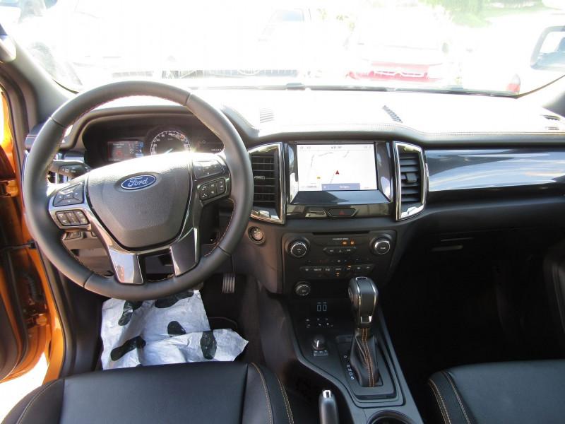 Photo 11 de l'offre de FORD RANGER III SUPER CAB WILDTRACK 2L TDCI 213 CV BI-TURBO 4X4 GPS CAMÉRA ATTELAGE COUVRE BENNE à 39500€ chez Bougel transactions