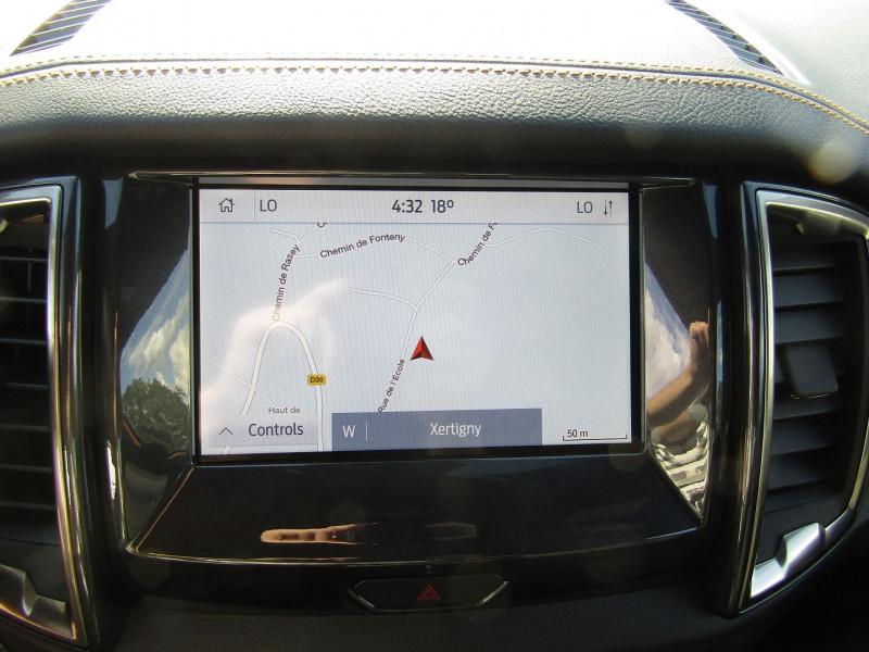 Photo 12 de l'offre de FORD RANGER III SUPER CAB WILDTRACK 2L TDCI 213 CV BI-TURBO 4X4 GPS CAMÉRA ATTELAGE COUVRE BENNE à 39500€ chez Bougel transactions