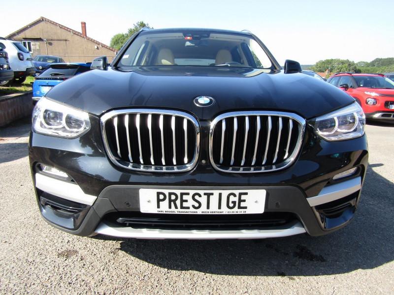 Photo 8 de l'offre de BMW X3 (G01) XDRIVE20DA 190CH XLINE à 39900€ chez Bougel transactions
