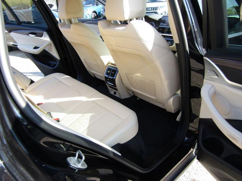 Photo 12 de l'offre de BMW X3 (G01) XDRIVE20DA 190CH XLINE à 39900€ chez Bougel transactions