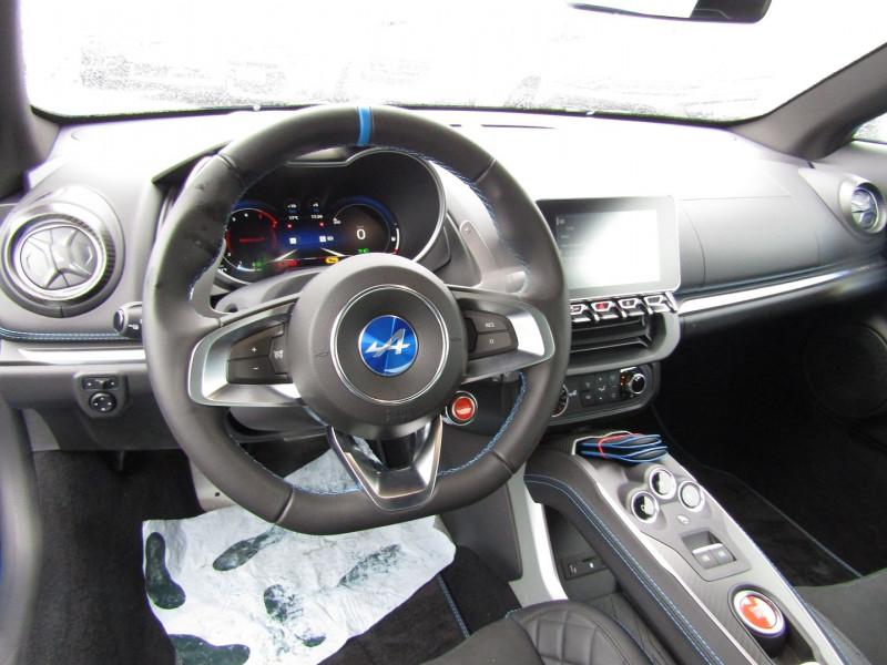 Photo 10 de l'offre de ALPINE A110 PURE 252 CV BOITE AUTO + PALETTES à 63990€ chez Bougel transactions