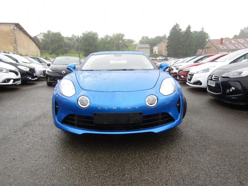Photo 2 de l'offre de ALPINE A110 PURE 252 CV BOITE AUTO + PALETTES à 63990€ chez Bougel transactions