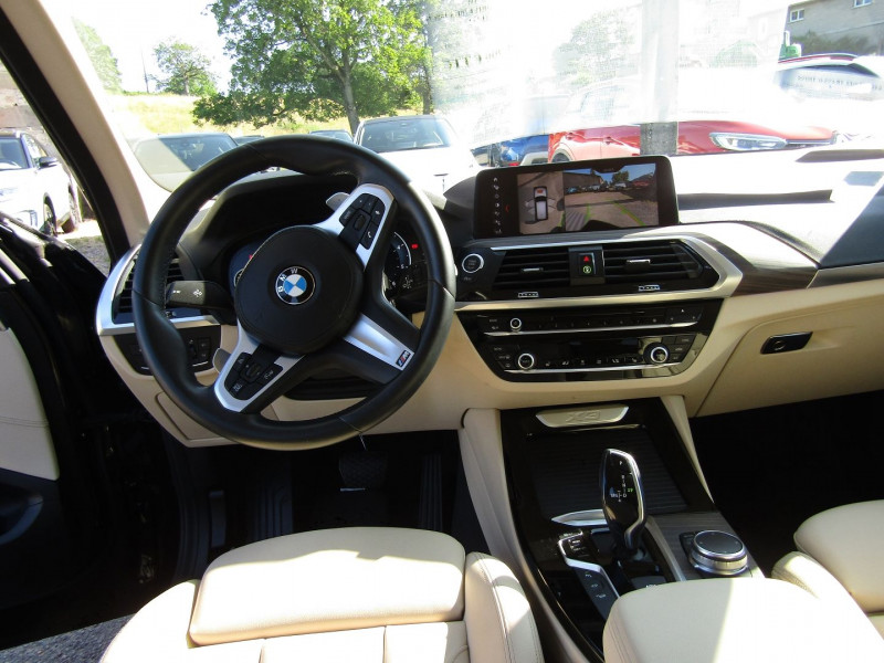 Photo 14 de l'offre de BMW X3 (G01) XDRIVE20DA 190CH XLINE à 39900€ chez Bougel transactions