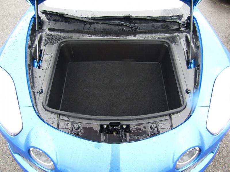 Photo 8 de l'offre de ALPINE A110 PURE 252 CV BOITE AUTO + PALETTES à 63990€ chez Bougel transactions