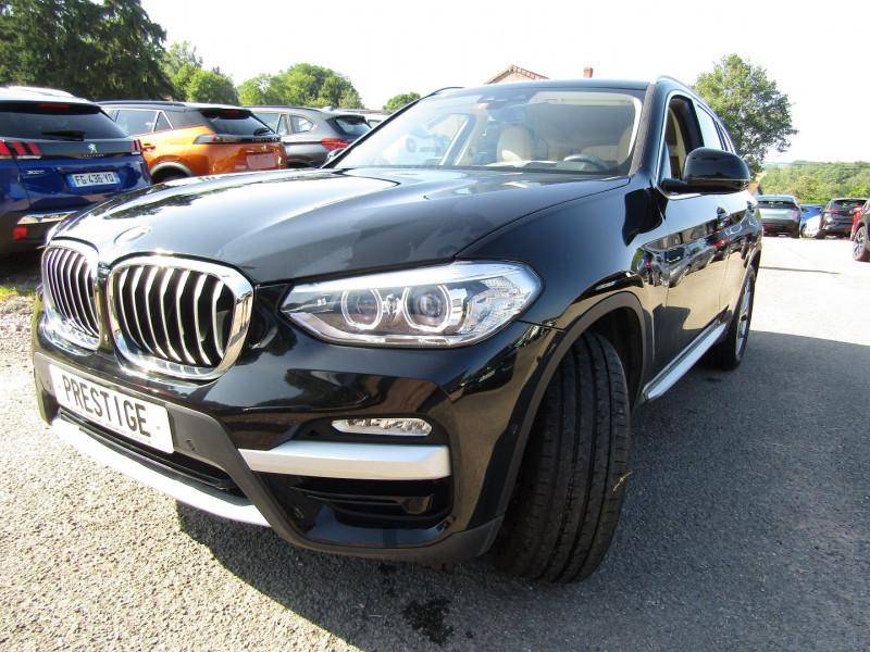 Photo 2 de l'offre de BMW X3 (G01) XDRIVE20DA 190CH XLINE à 39900€ chez Bougel transactions