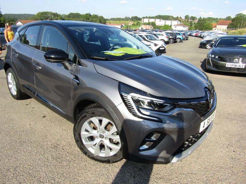 Renault CAPTUR 4 BLUEDCI 115 CV INTENSE LUXE SPORT BICOLOR CAMÉRA GPS CUIR FULL LEDS BOÎTE AUTO 7 Diesel CASSIOPÉE/ NOIR Occasion à vendre
