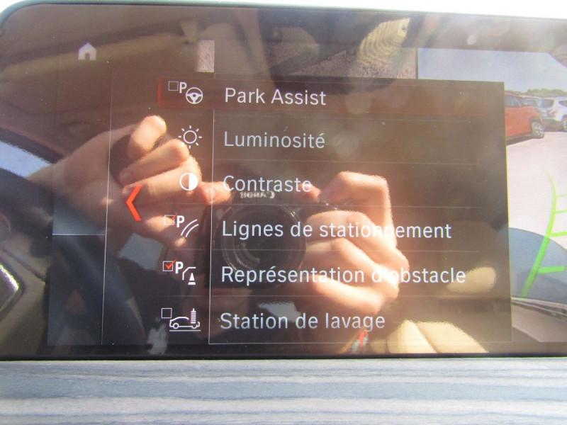 Photo 24 de l'offre de BMW X3 (G01) XDRIVE20DA 190CH XLINE à 39900€ chez Bougel transactions