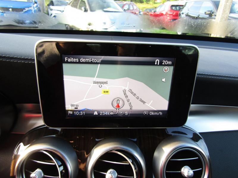 Photo 12 de l'offre de MERCEDES-BENZ GLC 250 D FASCINATION 4MATIC GPS PACK HIVER MP3 USB JA 19 FULL LED BOITE 9G-TRONIC à 35990€ chez Bougel transactions