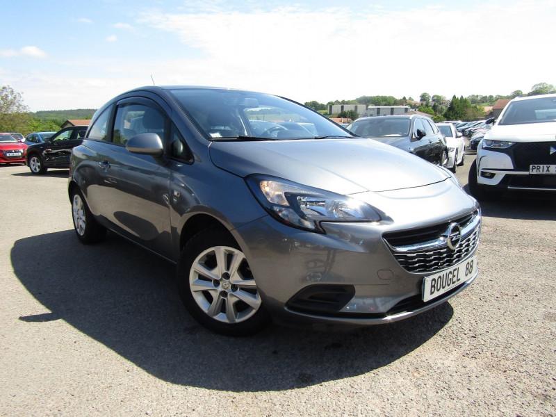 Opel CORSA III 1L4 MPI 90 CV COOL LINE RÉGULATEUR BLUETOOTH CLIMAT AUDIO  ATTELAGE Essence GRIS SIDOBRE Occasion à vendre