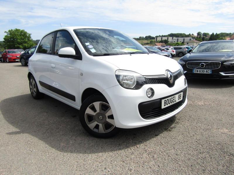Renault TWINGO III ZEN SCE 70 CV BLUETOOTH RÉGULATEUR CLIMAT USB LEDS ABS INTÉRIEUR BICOLOR Essence BLANC CRISTAL Occasion à vendre