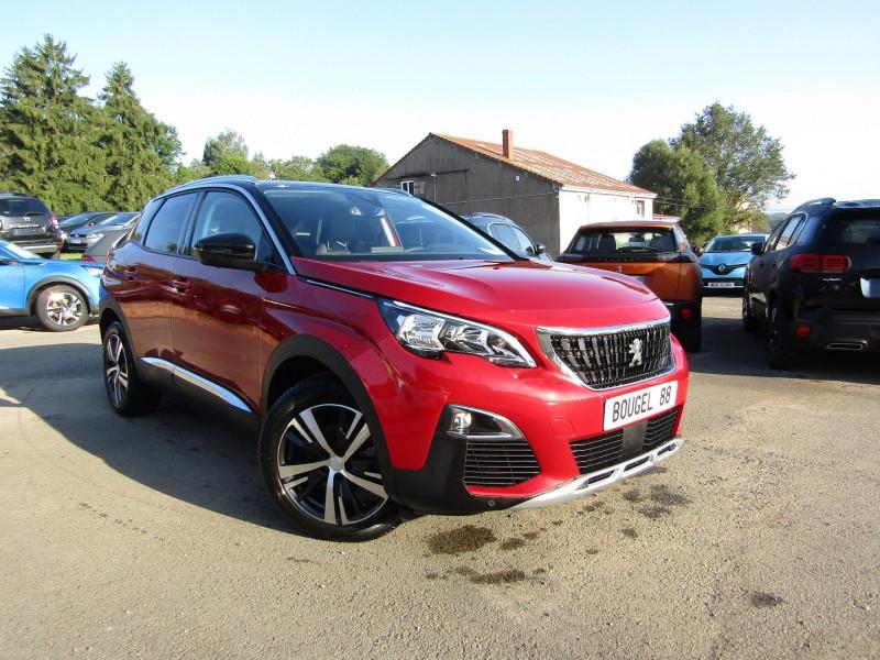 Peugeot 3008 III 1L5 BLUEHDI 130 CV ALLURE EAT.8  BOÎTE AUTO SPORT LUXE TOIT PANO GPS CAMÉRA 180° Diesel ROUGE ULTIMATE Occasion à vendre