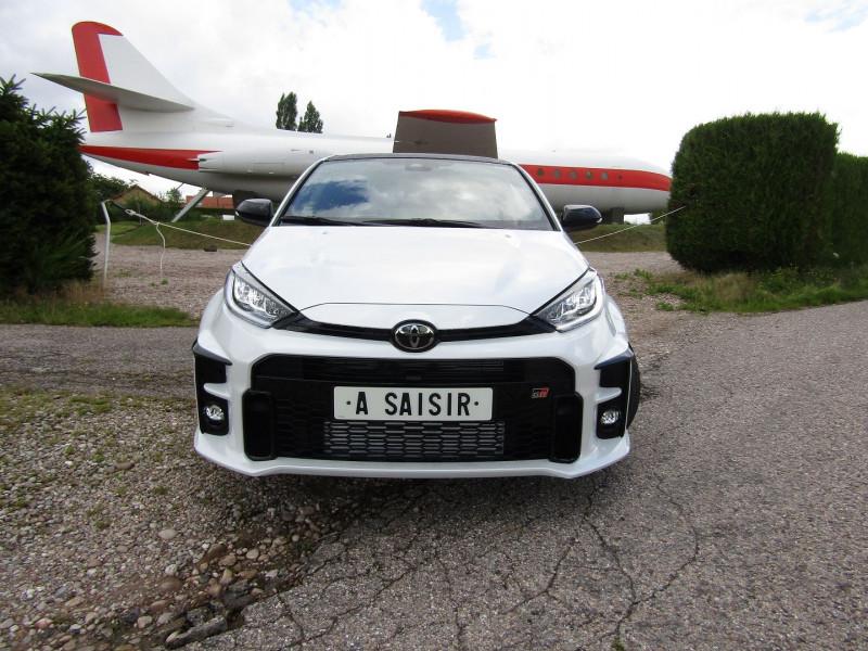 Photo 2 de l'offre de TOYOTA YARIS GR TURBO 261 CV 4X4 TRACK HIGH PERFORMANCE WRC PACK CARBONE DIFFÉRENTIEL TORSEN à 43900€ chez Bougel transactions