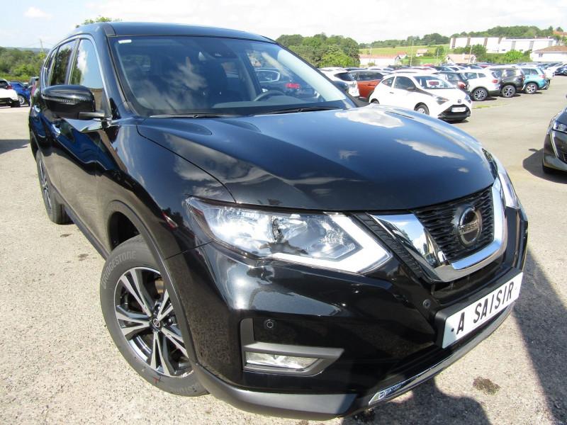 Nissan X-TRAIL II 1L7 DCI 150 CV N-WAY 4X4 CAMÉRA 360 GPS TURBO DIESEL  6 VITESSES TOIT OUVRANT Diesel NOIR INTENSE Occasion à vendre