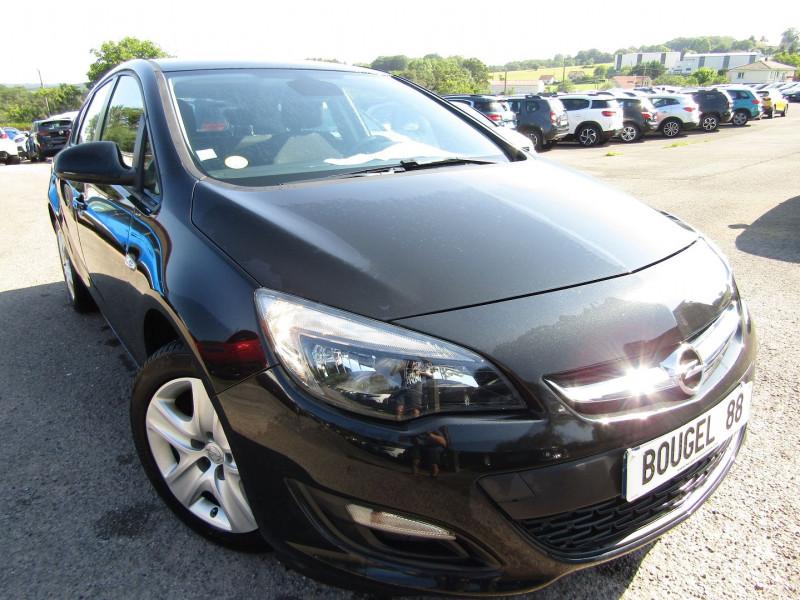 Opel ASTRA 1L6 CDTI 110 CV EDITION CLIM AUDIO MP3 USB PACK HIVER RADAR BLUETOOTH RÉGULATEUR Diesel NOIR NACRÉ Occasion à vendre