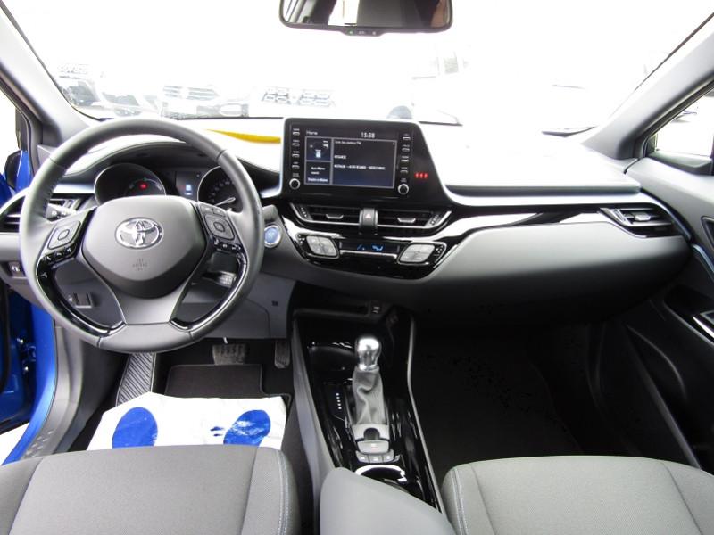 Photo 10 de l'offre de TOYOTA C-HR 1L8 HYBRID 122 CV STYLE GPS LINK USB CAMÉRA FULL LED JA 18 RÉGULATEUR BOITE AUTO à 23990€ chez Bougel transactions