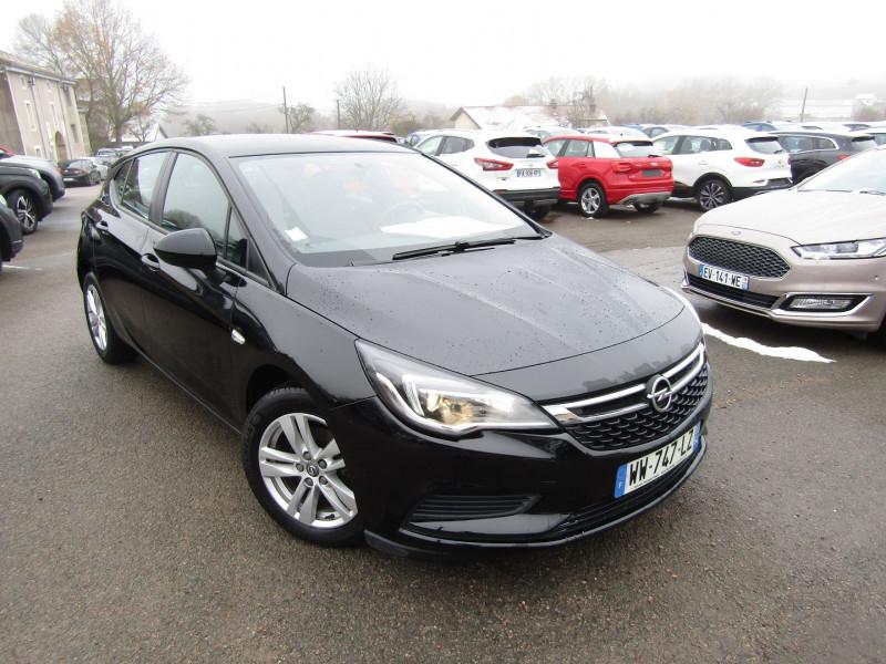 Opel ASTRA III 1L6 CDTI 110 CV ÉDITION GPS TACTILE CLIM MP3 RE USB JA 16 BLUETOOTH RÉGULATEUR Diesel NOIR DIAMANT Occasion à vendre