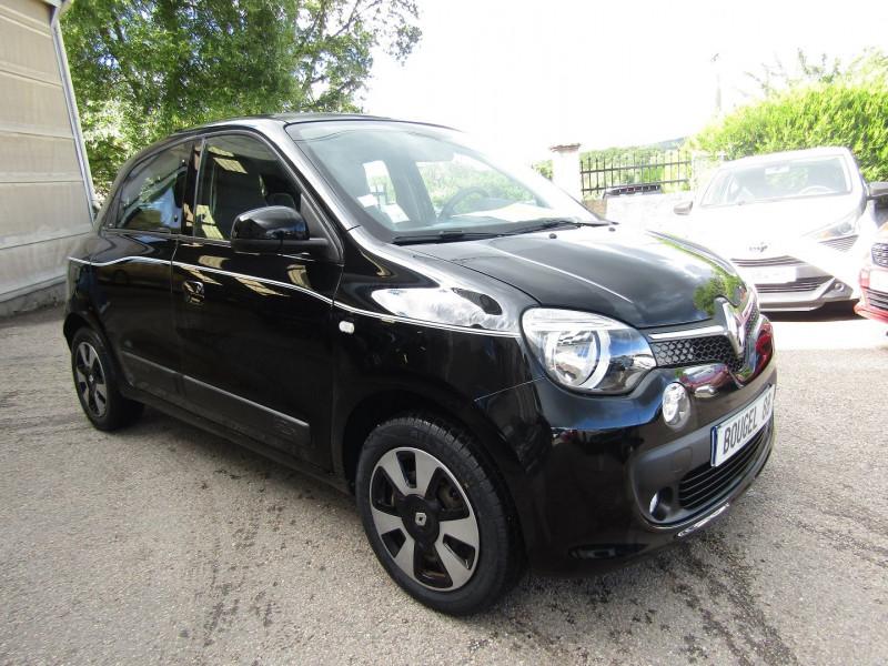 Renault TWINGO III LIBERTY 1L SCE 70 CV ESSENCE CLIM MP3 USB TOIT OUVRANT RADAR BLUETOOTH LIMITEUR Essence NOIR INTENS Occasion à vendre