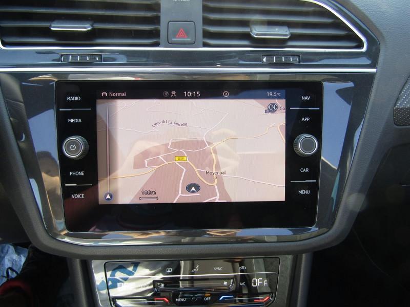Photo 13 de l'offre de VOLKSWAGEN TIGUAN 4 2L TDI 150 CV R-LINE GPS 3D CAMÉRA 360° FULL LED MATRIX TOIT PANO BOITE AUTO DSG à 43500€ chez Bougel transactions